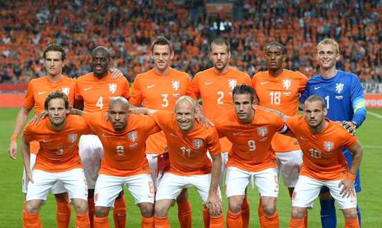 2014世界杯荷蘭對智利-0-1