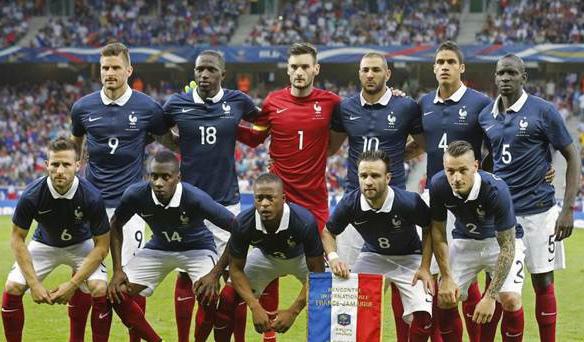 法國隊-2