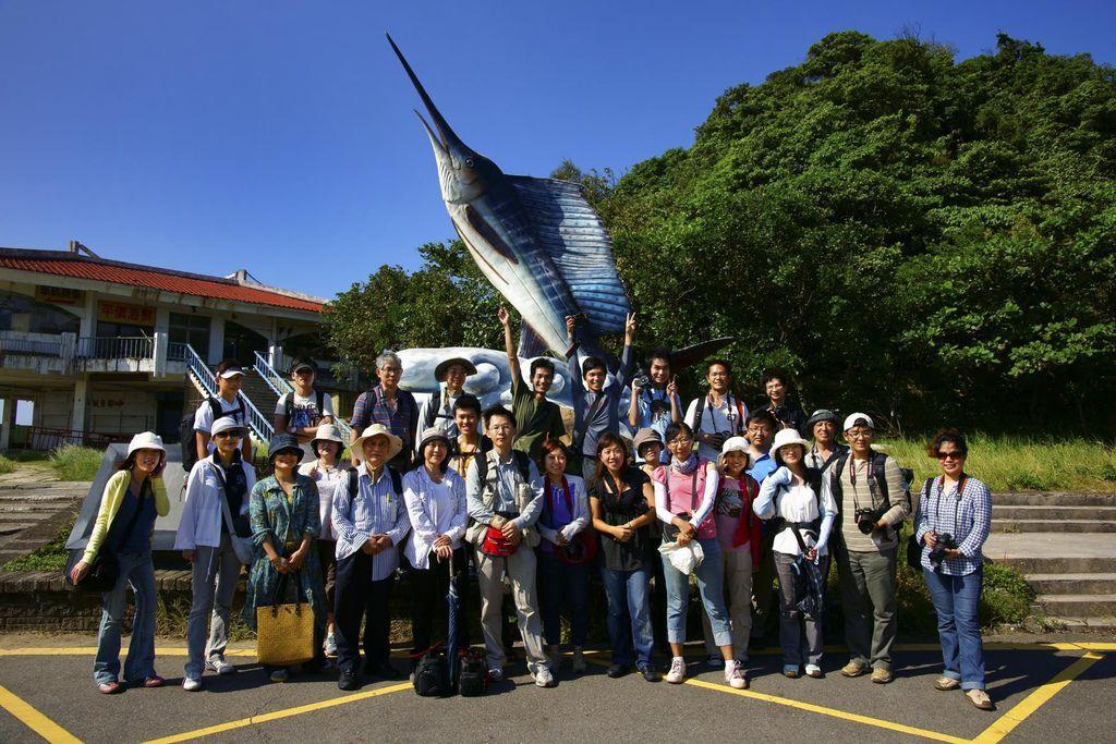 2009-9-12-基隆和平島師生團體大合照-2