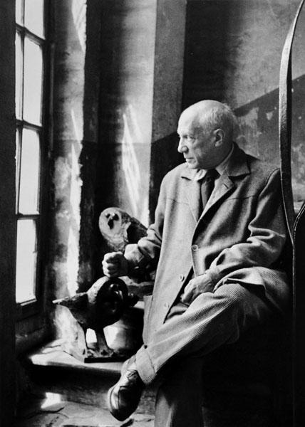 法國肖像攝影大師Denise Colomb-(畢卡索1952)31-2.jpg