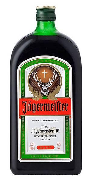野格利口酒 Jägermeister