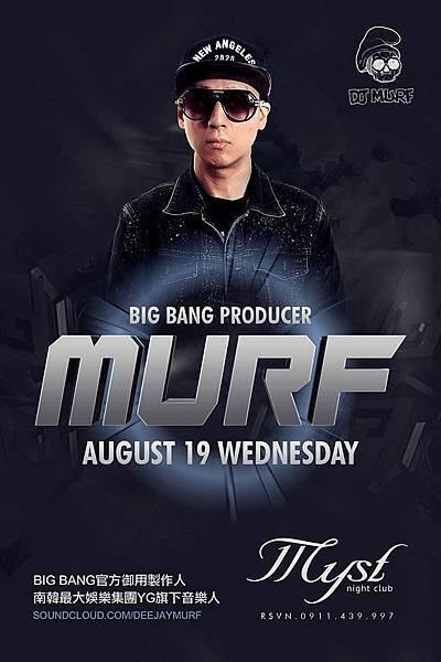 8/19(三)DJ MURF