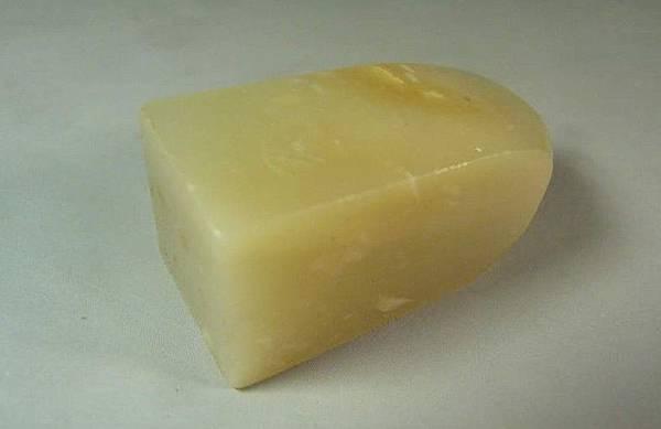 結晶善伯凍方章2  19.5x19.5x45mm