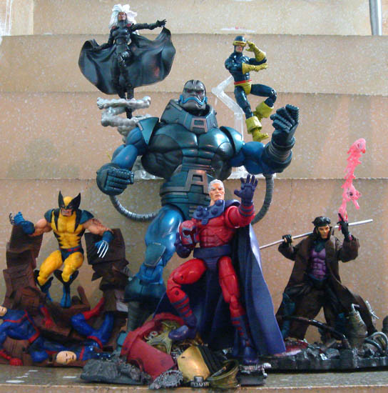 Marvel Legends / X-MEN