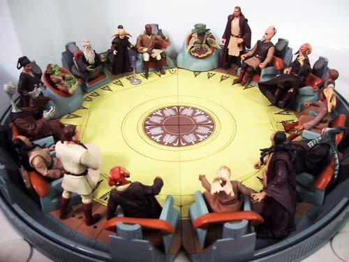 Star Wars : Jedi Council