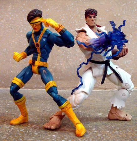 Cyclops & Ryu