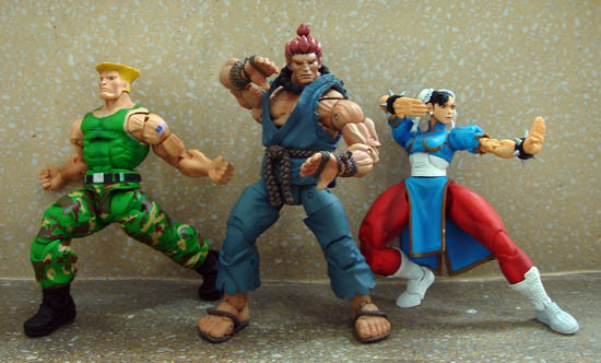 NECA / Street Fighter IV