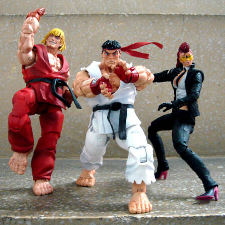 NECA / Street Fighter IV