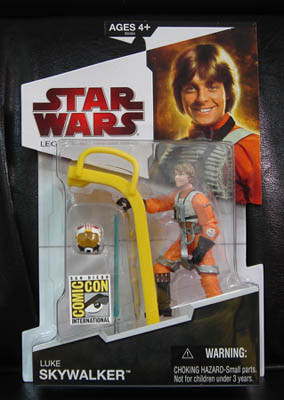 SDCC 2009 Luke Skywalker