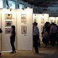 國際漫畫家大會原畫展