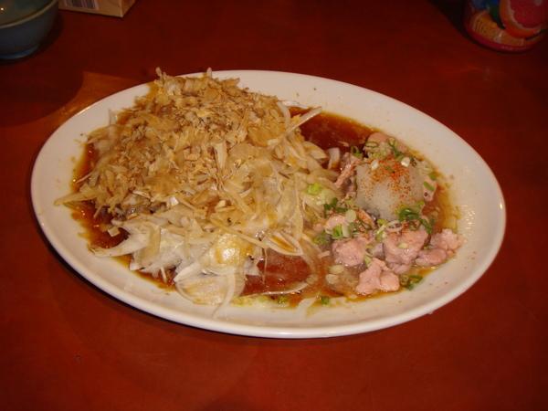 醋洋蔥+鱈魚肝.JPG
