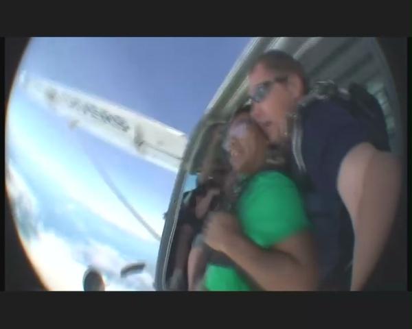 臉很驚,因為14000英呎真的超高.JPG