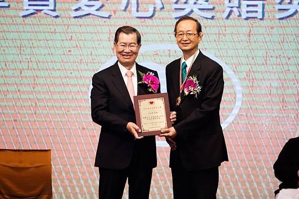 3661社會服務獎-財團法人中華民國(台灣)安寧照顧基金會0825