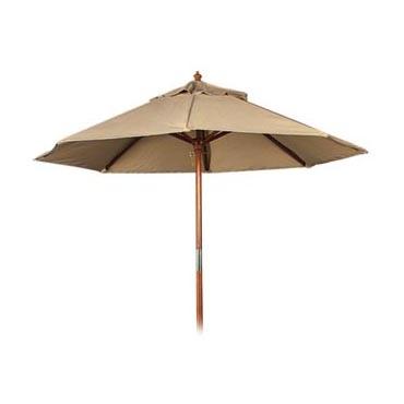 九尺 8 骨木傘-卡其色