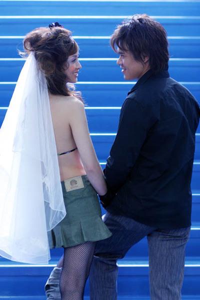 結婚一週年寫真