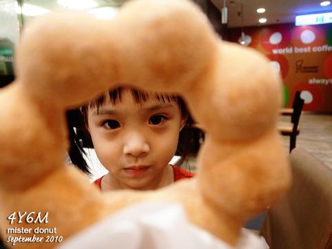 甜甜圈小孩
