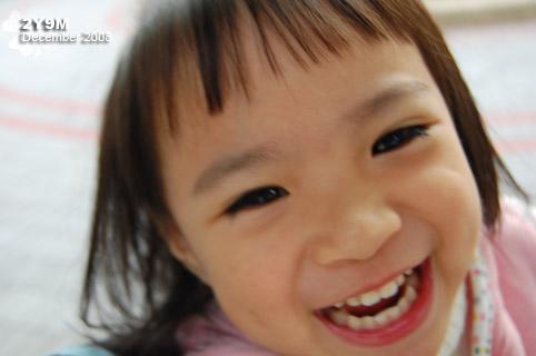 是什麼事情讓小思毅笑的那麼開心?