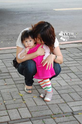 嫻嫻與媽咪