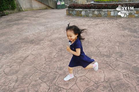 奔跑吧!小妞