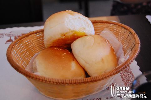 麵包(三人份耶)
