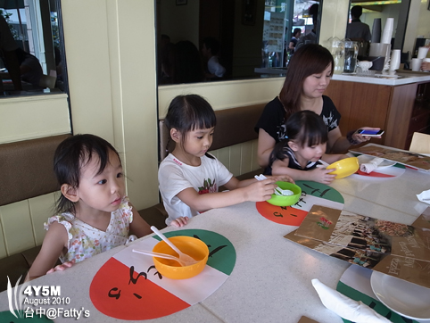 可愛的兒童餐具