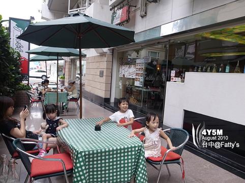 2010/08/14,Fatty's 義大利餐廳