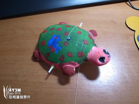好醜的烏龜