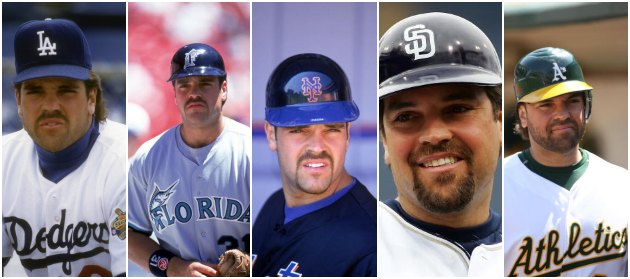 Mike Piazza Hats