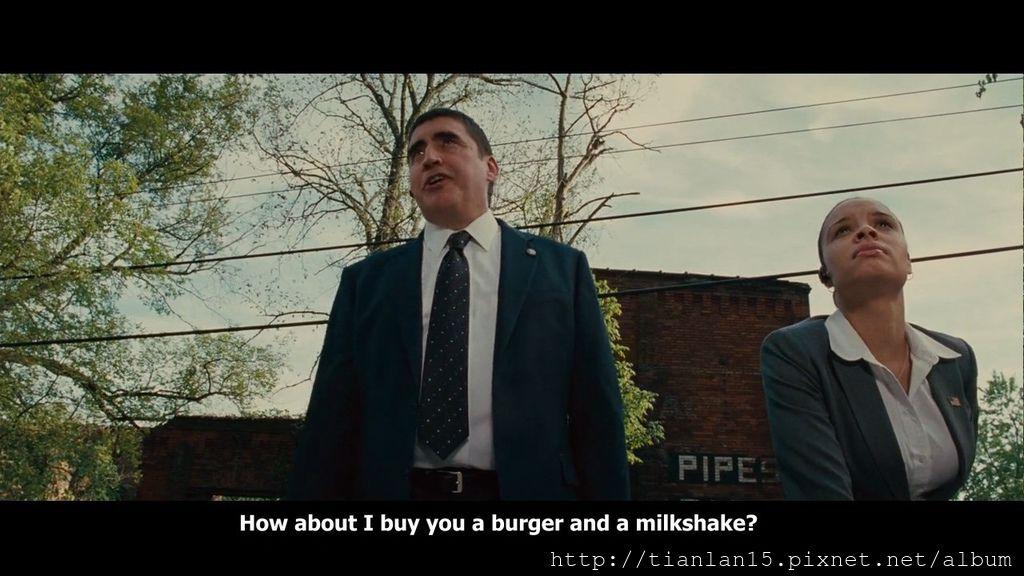 burger milkshake