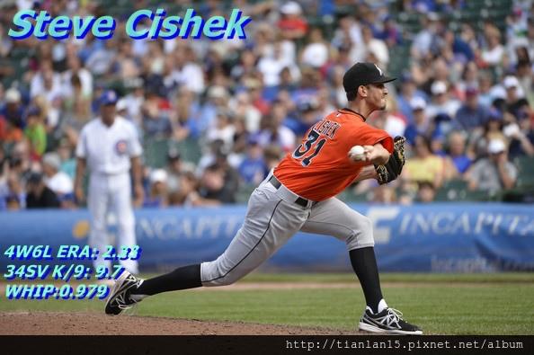 Steve Cishek