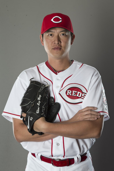 Chien+Ming+Wang+Cincinnati+Reds+Photo+Day+InAvaKsNrKXl