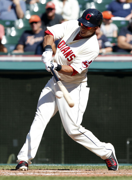 Michael Brantley Swing