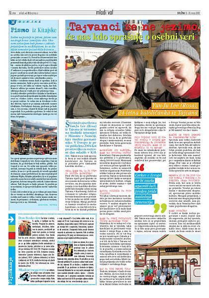 Slovenia News 080330-1