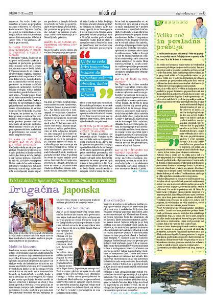 Slovenia News 080330-2
