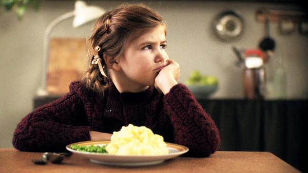 最討厭吃碗豆