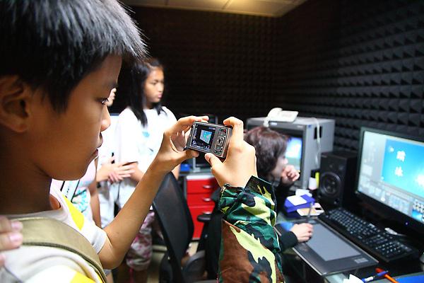 青少年手機創作工作坊