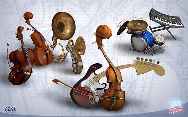 樂器行情緣