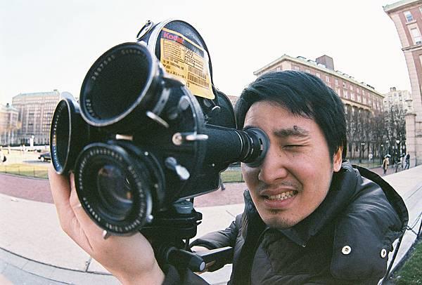 台灣映像_蘭陵劇坊_導演照_李中