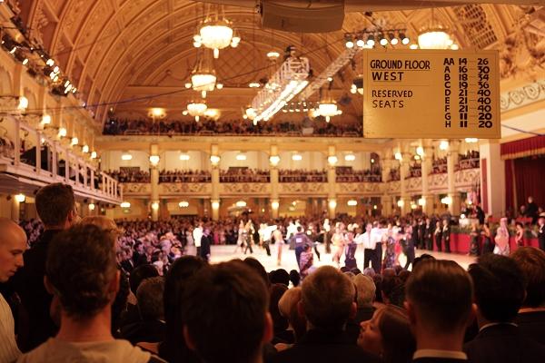 nEO_IMG_Ballroom Dancer. Blackpool Championships