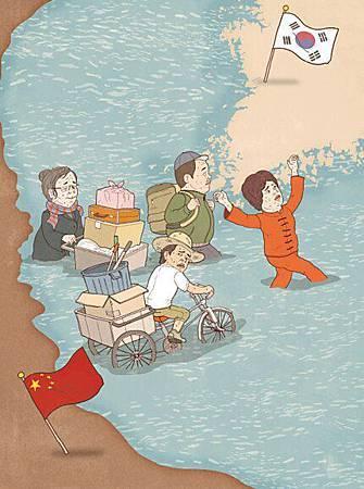 另一波中國移民潮