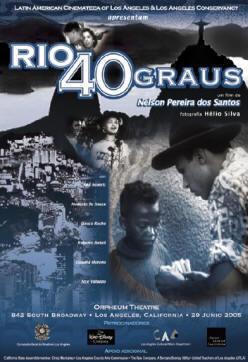 《里約四十度 》Rio, 40 Degrees
