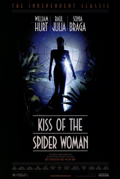 《蜘蛛女之吻》Kiss of the Spider Woman