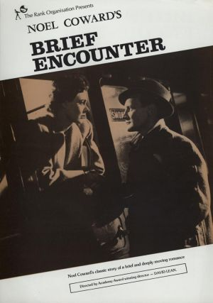 《相見恨晚》Brief Encounter