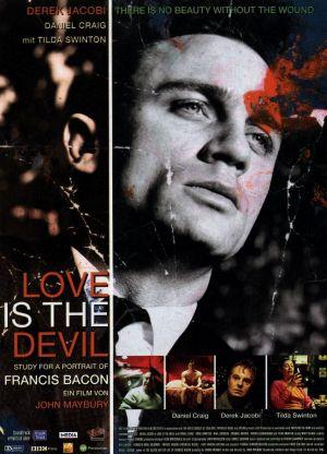 《情迷畫色》Love Is the Devil Study for a Portrait of Francis Bacon
