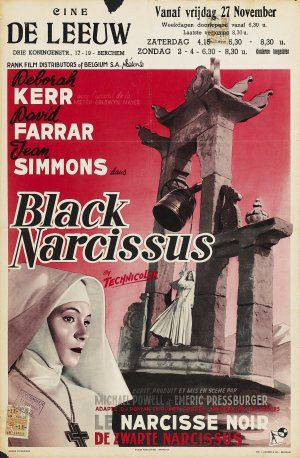《黑水仙》Black Narcissus