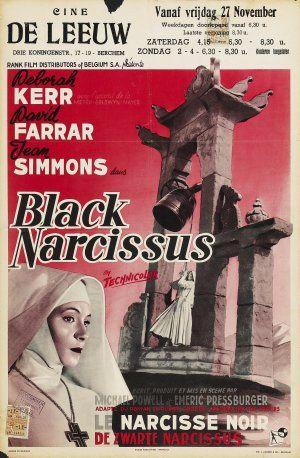 《黑水仙》Black Narcissus