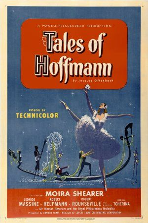 《魔宮艷舞》The Tales of Hoffmann