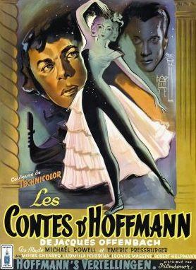 《魔宮艷舞》The Tales of Hoffmann