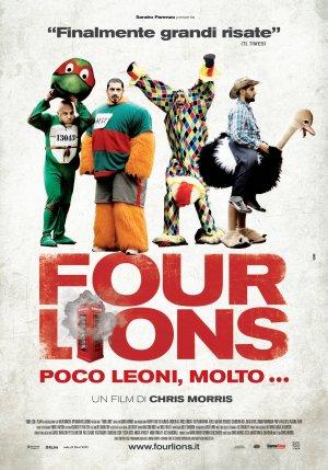 《四個傻瓜》Four Lions