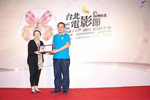2011台北電影獎入選記者會